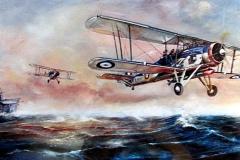 Aviation_artist_JLPC_Baragwanath_Alan_Hindle_painting_Fairey_Swordfish