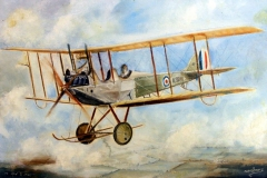 Aviation_artist_JLPC_Baragwanath_Alan_Hindle_painting_Royal_Aircraft_Factory_Be2-02