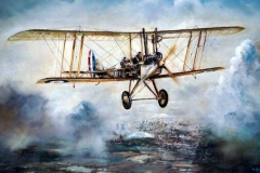 Aviation_artist_JLPC_Baragwanath_Alan_Hindle_painting_Royal_Aircraft_Factory_Be2
