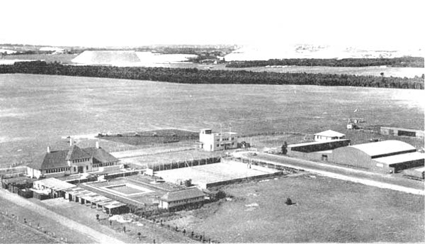 History of Baragwanath Airfield and the JLPC