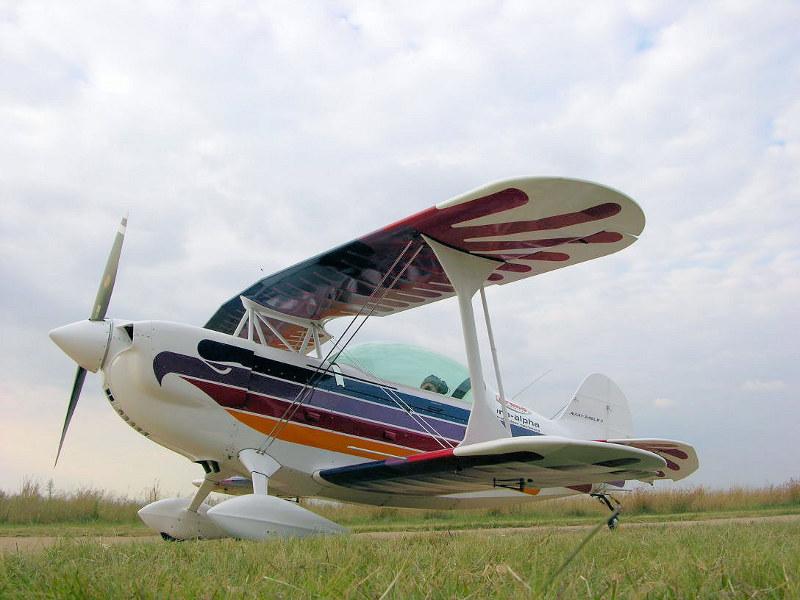 Aviat Eagle II: ZS-GDO