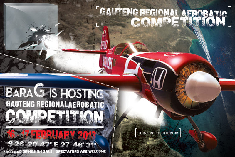 Gauteng Aerobatics 2013